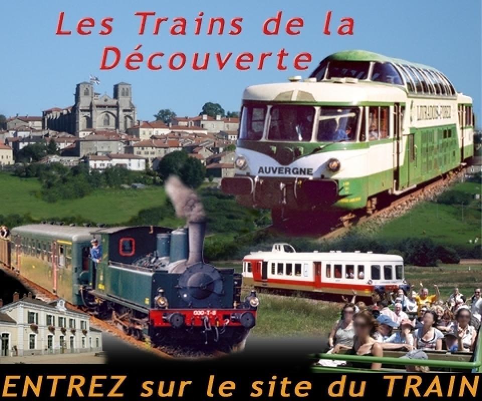 AGRIVAP, LES TRAINS DE LA DECOUVERTE    CHATEAUX EN FRANCE