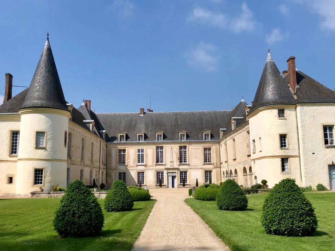CHATEAU DE CONDE |  CHATEAUX EN FRANCE