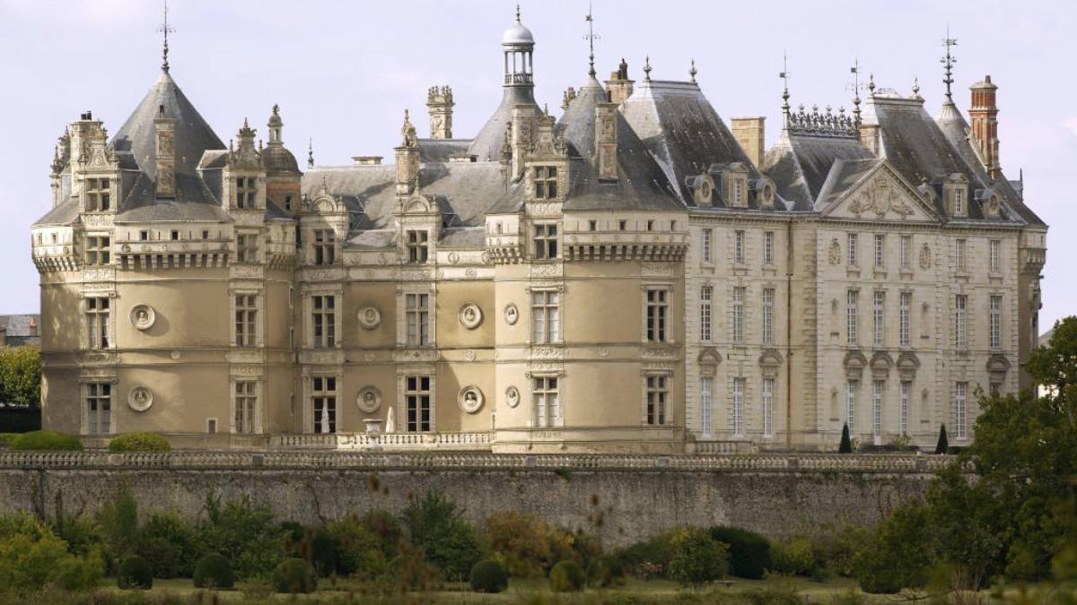 CHATEAU DE LUDE |  CHATEAUX EN FRANCE