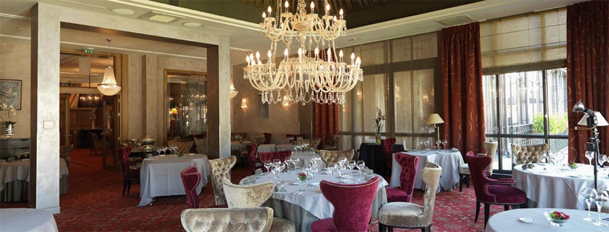 GRAND HOTEL AND SPA ET SON CHALET |  CHATEAUX EN FRANCE