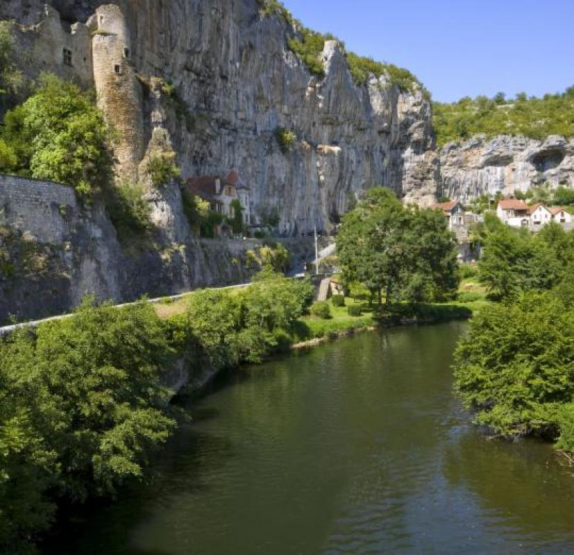 GROTTE DU PECH MERLE |  CHATEAUX EN FRANCE