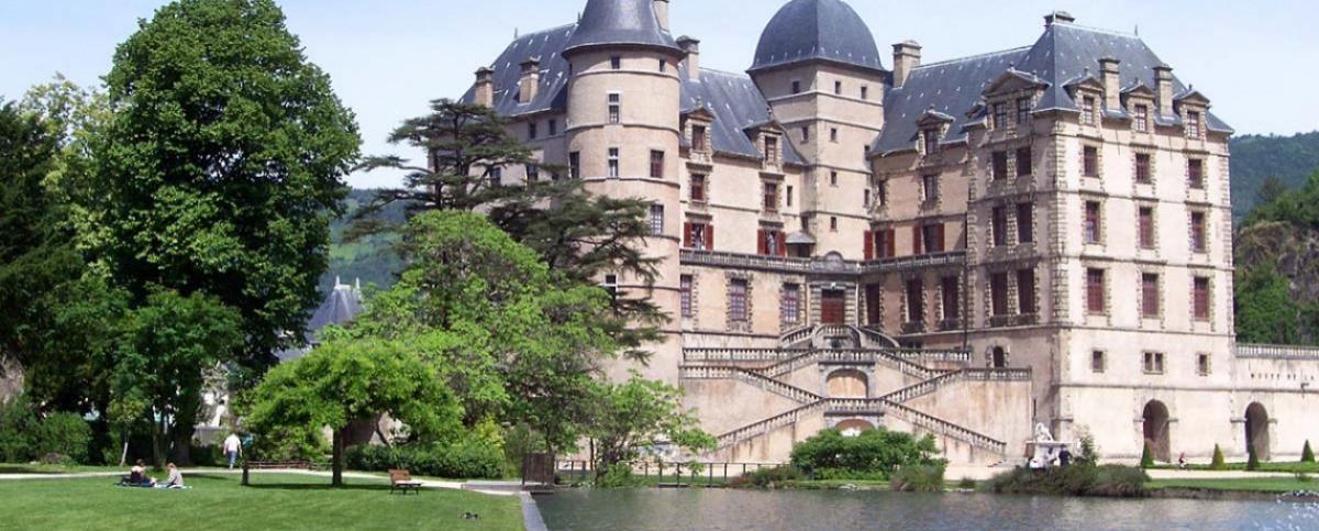 LE DOMAINE DE VIZILLE |  CHATEAUX EN FRANCE
