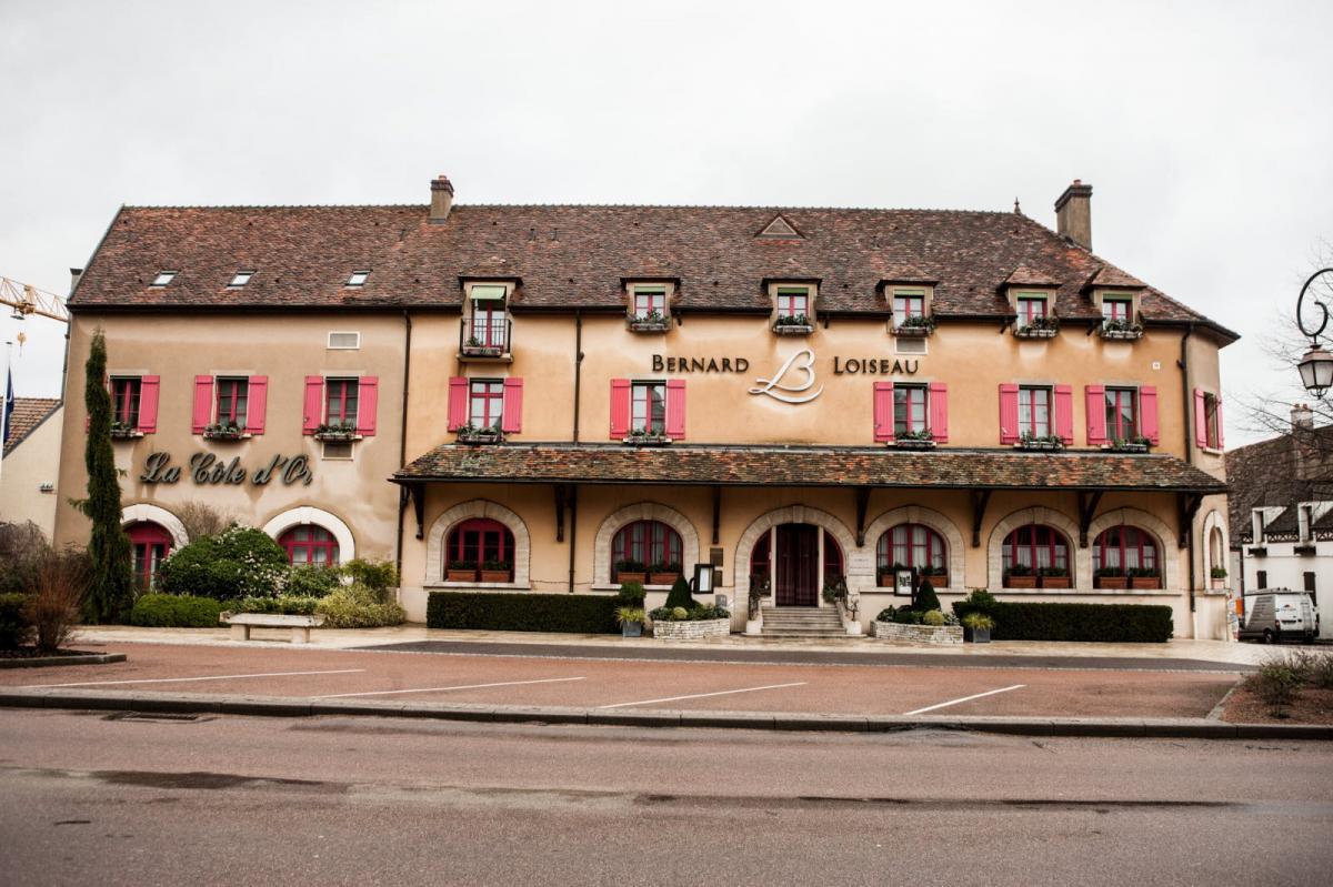 LE RELAIS BERNARD LOISEAU |  CHATEAUX EN FRANCE