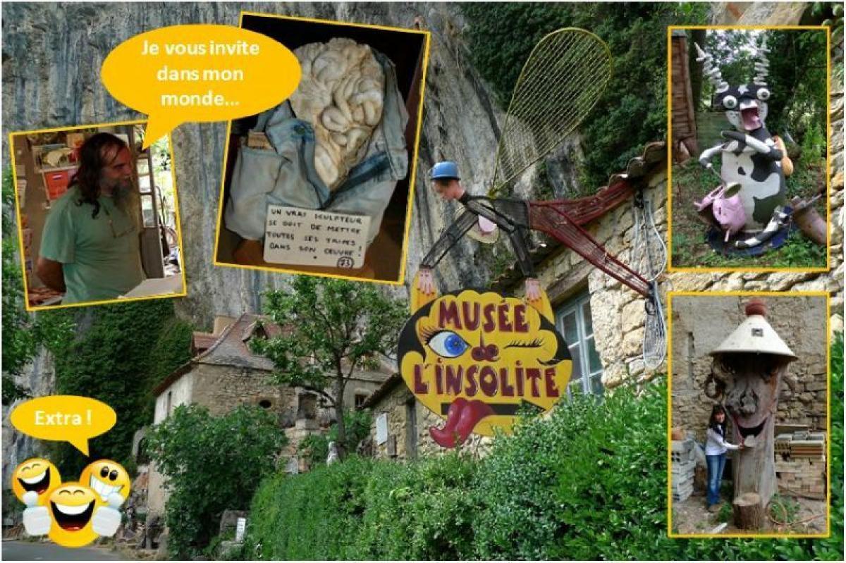 MUSEE DE L INSOLITE    CHATEAUX EN FRANCE