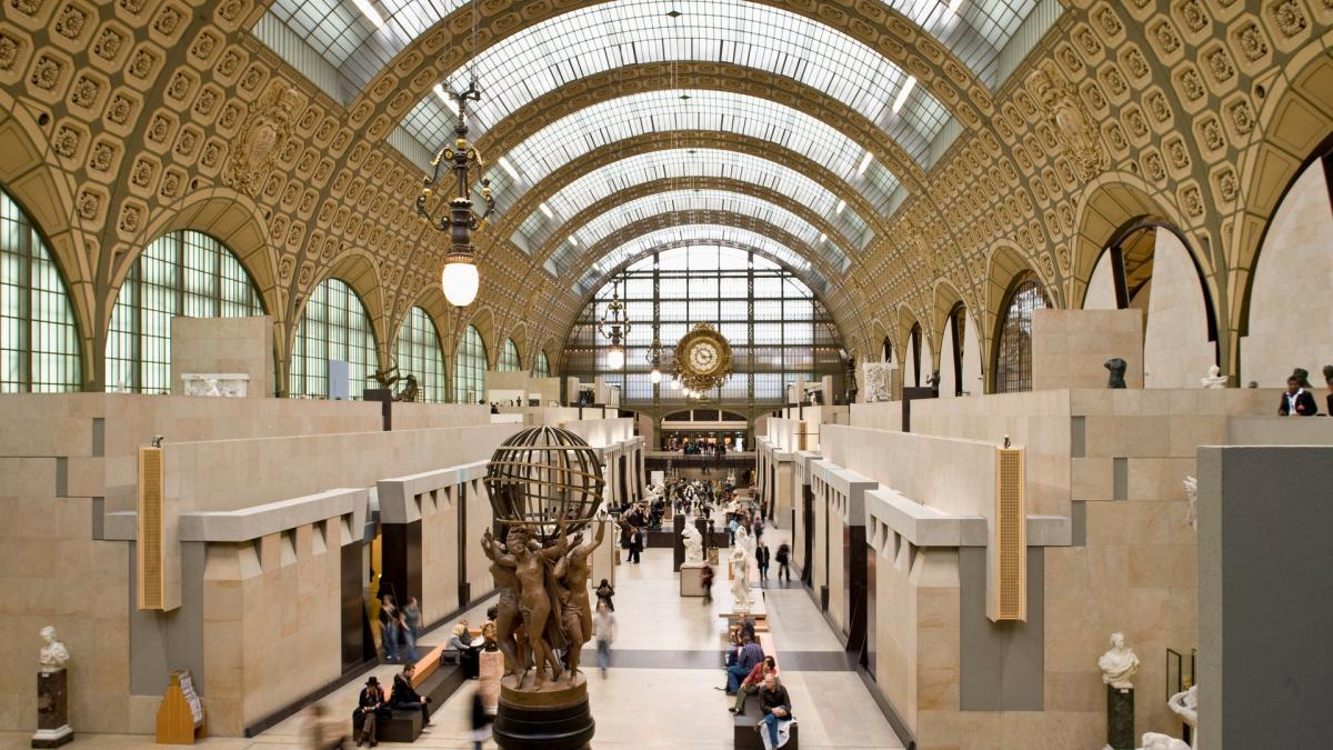 MUSEE D'ORSAY |  CHATEAUX EN FRANCE