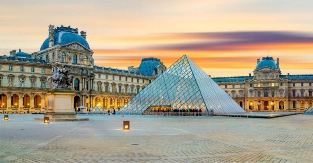 MUSEE DU LOUVRE |  CHATEAUX EN FRANCE