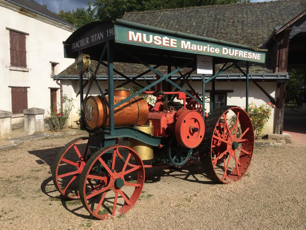 MUSEE MAURICE DUFRESNE |  CHATEAUX EN FRANCE