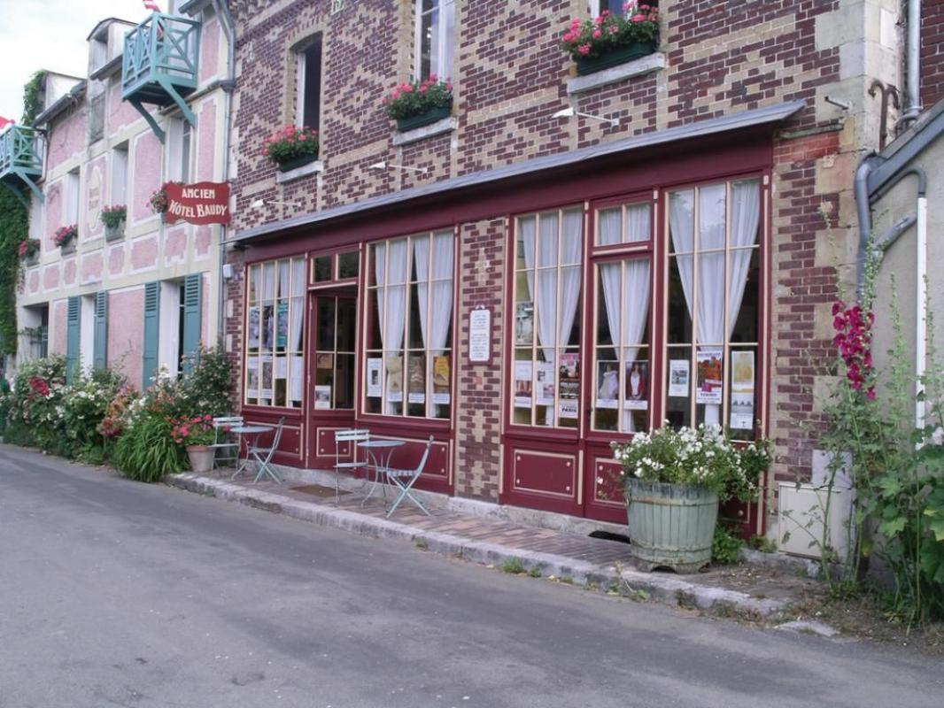 RESTAURANT BAUDRY |  CHATEAUX EN FRANCE