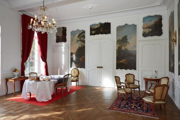 CHATEAU D'ARRY |  CHATEAUX EN FRANCE