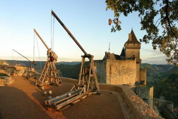 CHATEAU DE CASTELNAUD |  CHATEAUX EN FRANCE