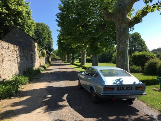COCKPIT VINTAGE CARS AND TOURISM    CHATEAUX EN FRANCE
