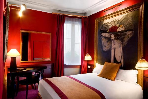 GRAND HOTEL DE L'OPERA    CHATEAUX EN FRANCE