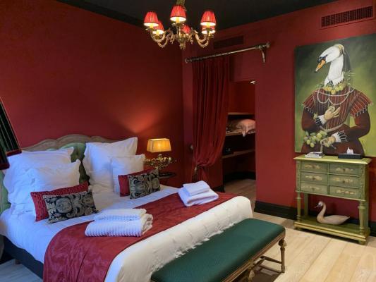 HOTEL LE PRIEURE DE BOULOGNE |  CHATEAUX EN FRANCE